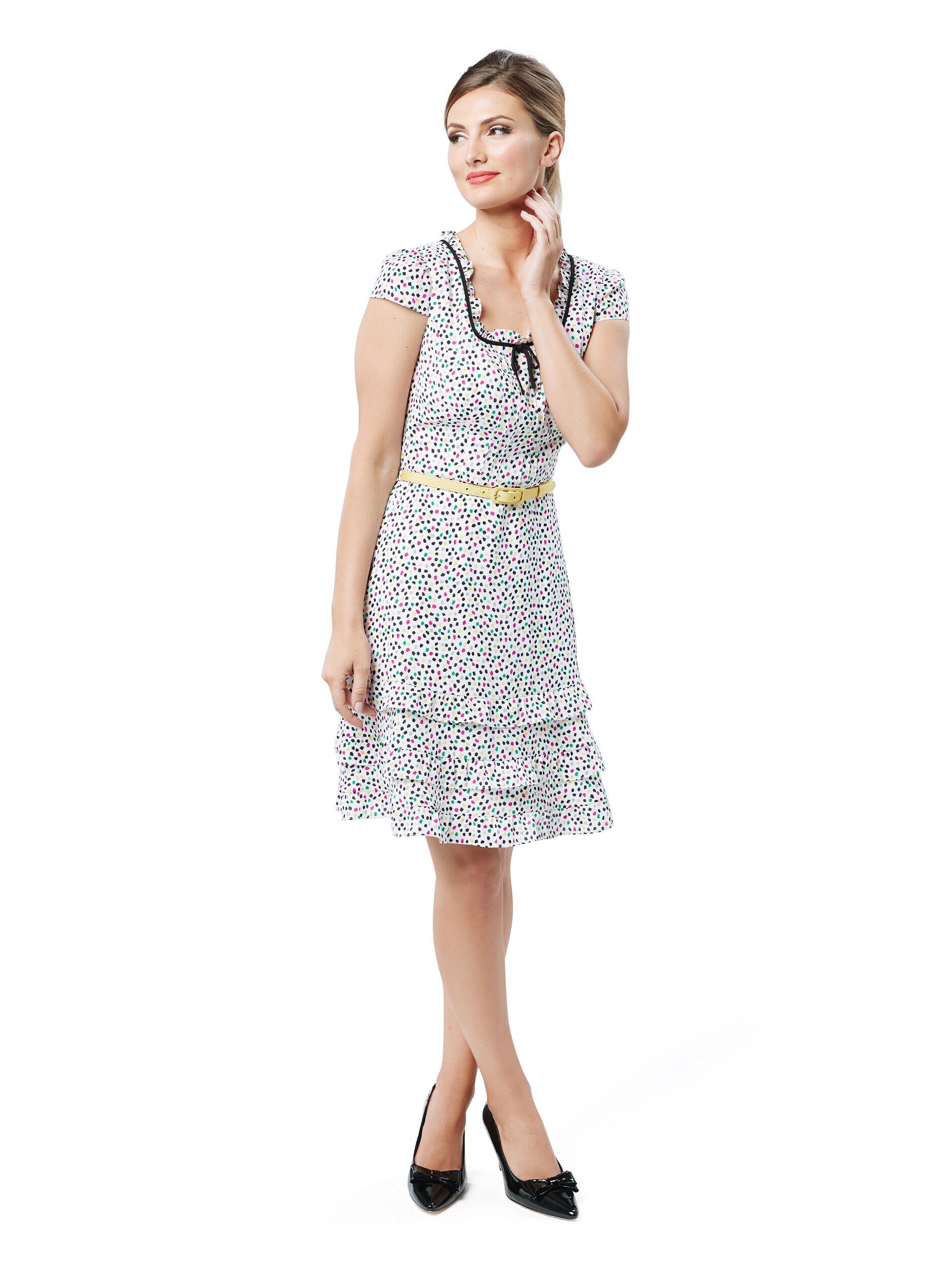Sprinkle Spot Dress