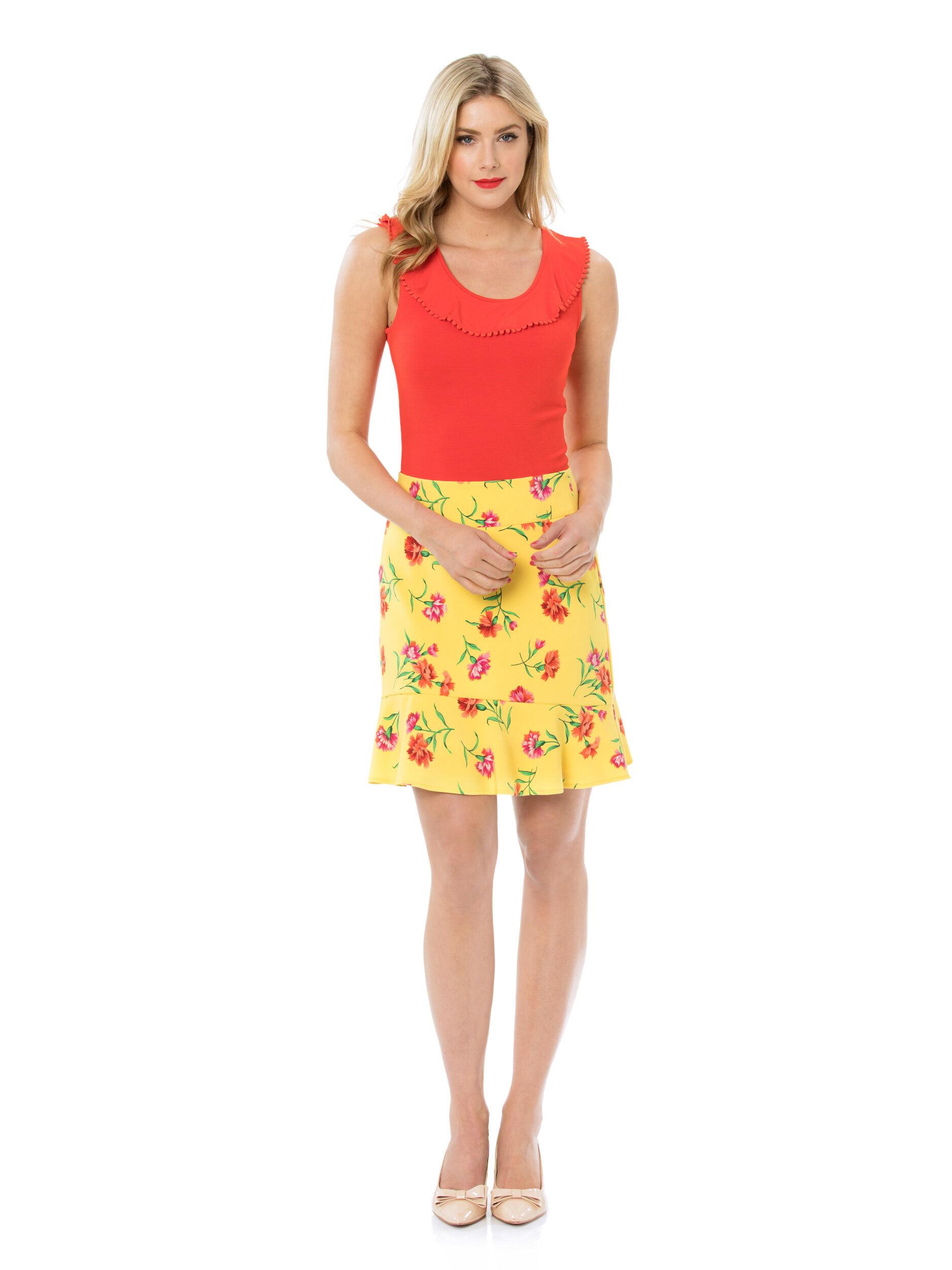 La Vida Loca Skirt