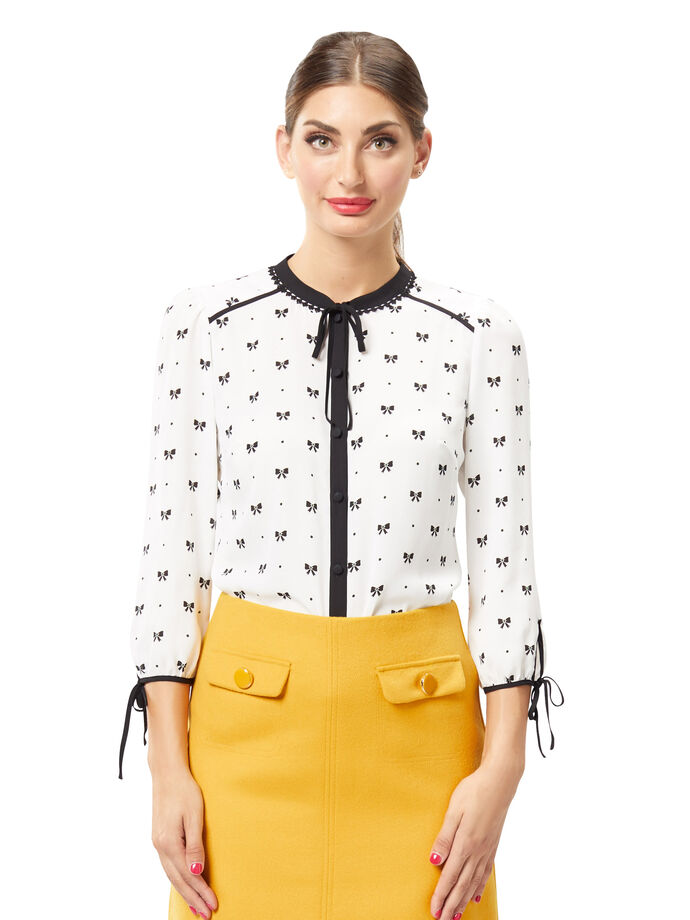 Take A Bow Blouse