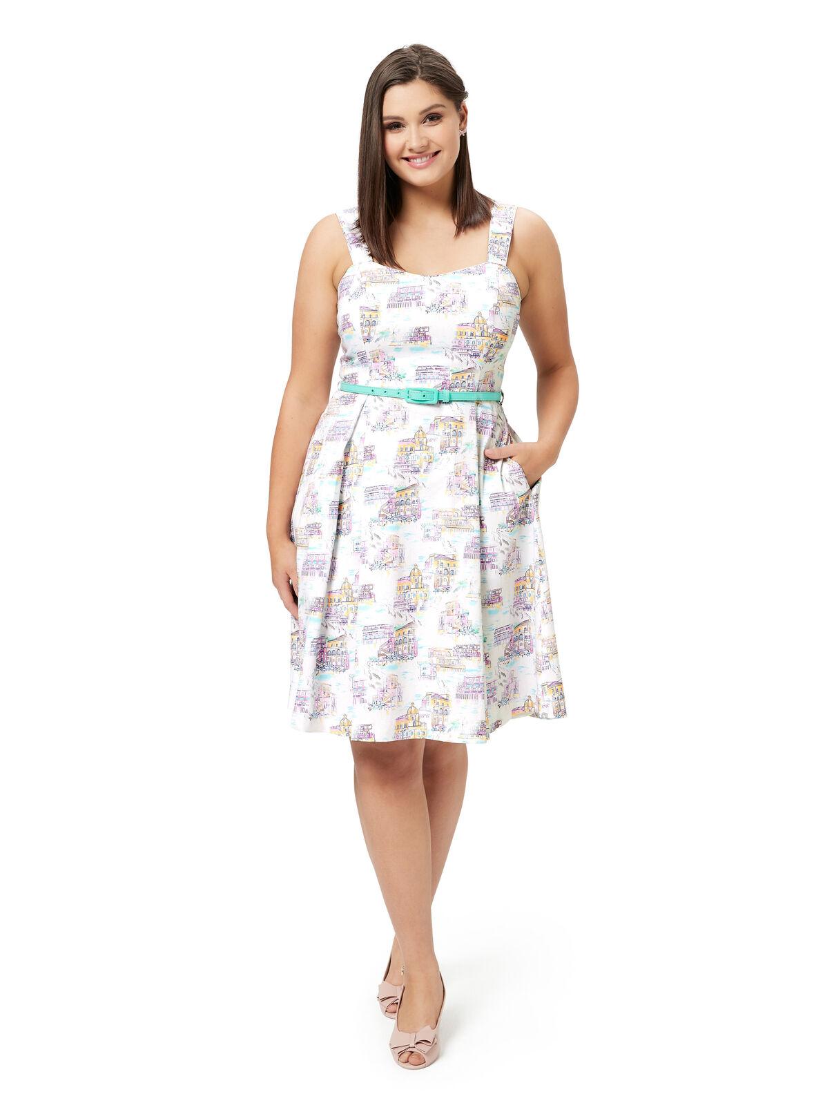 Summer Holiday Dress