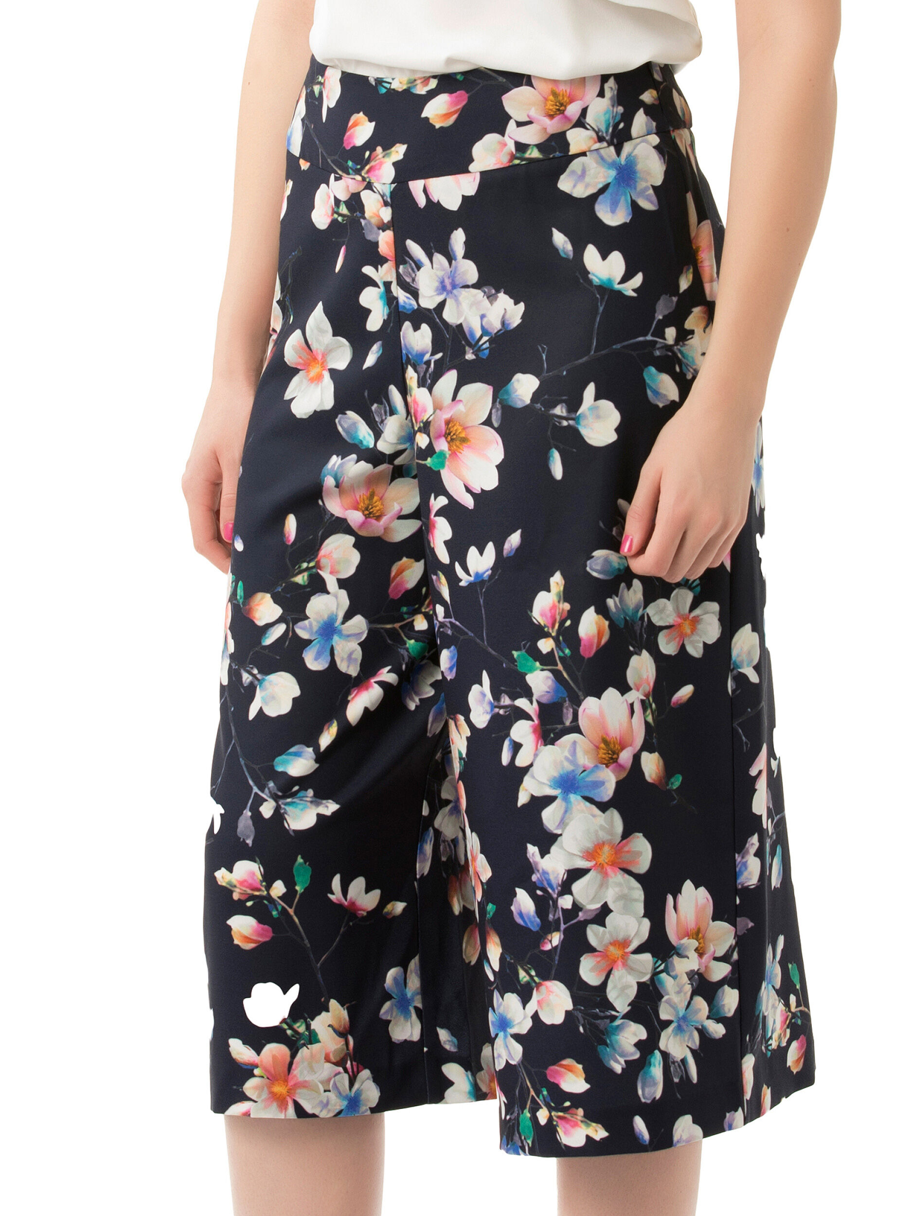 Swing into Spring Culottes