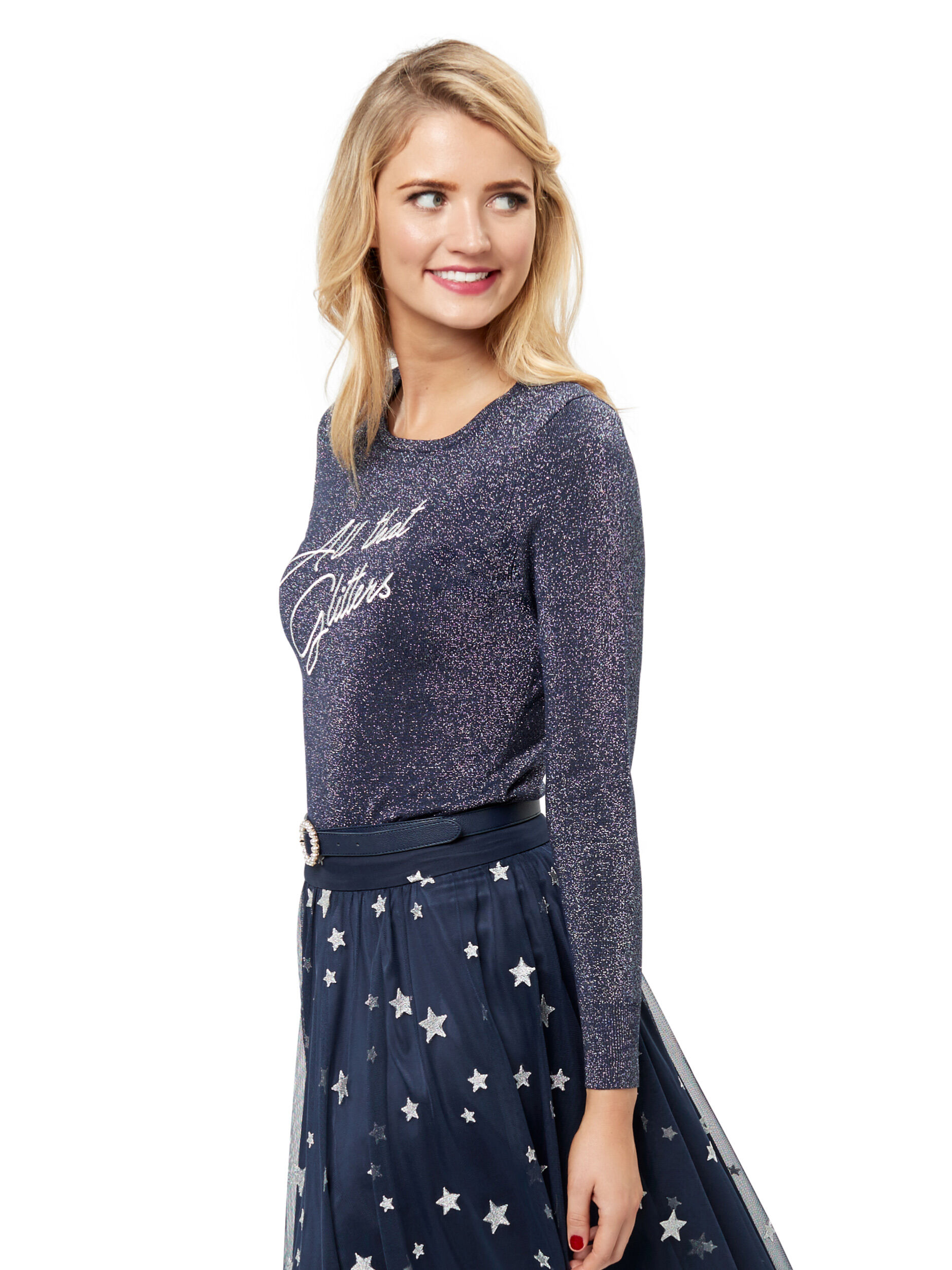 All That Glitters Jumper