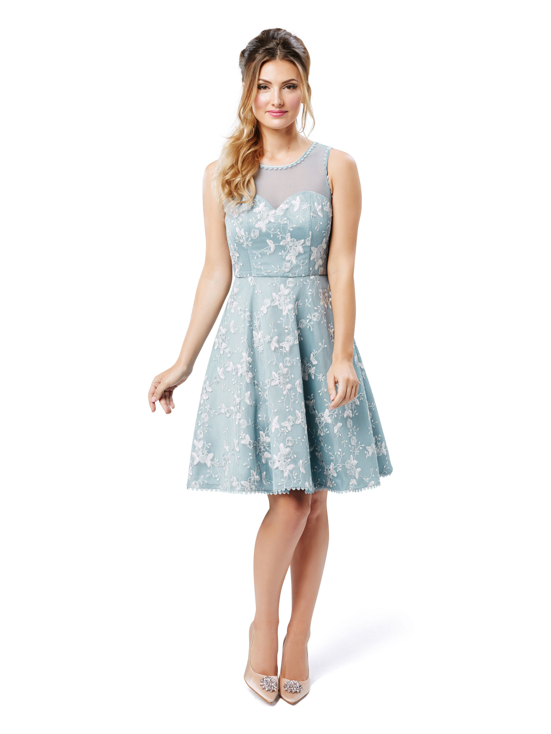 Above The Clouds Dress