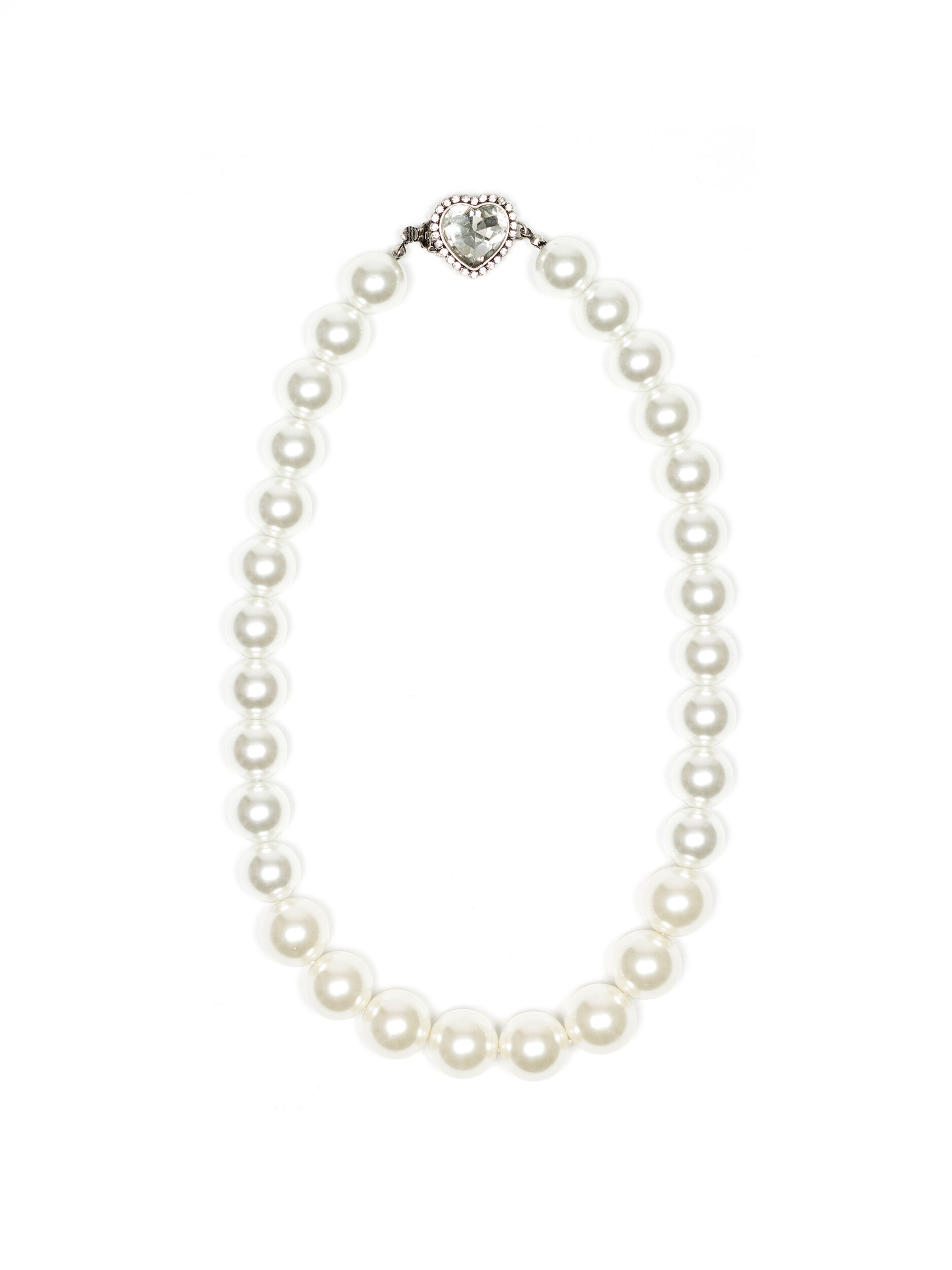 Ocean Heart Necklace