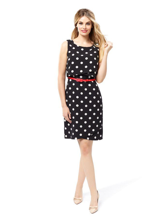 Lily Spot Dress