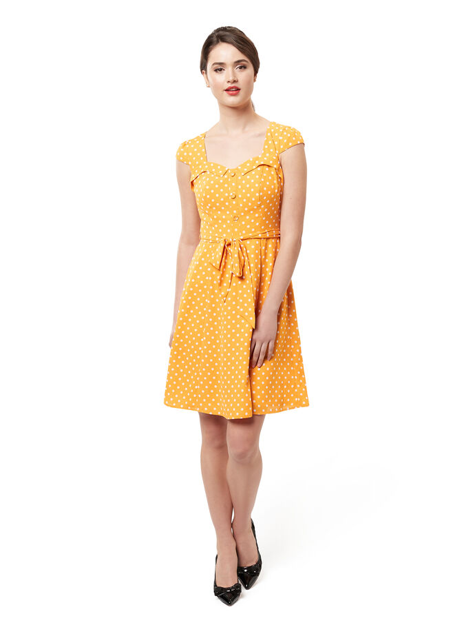 Cecelia Spot Dress