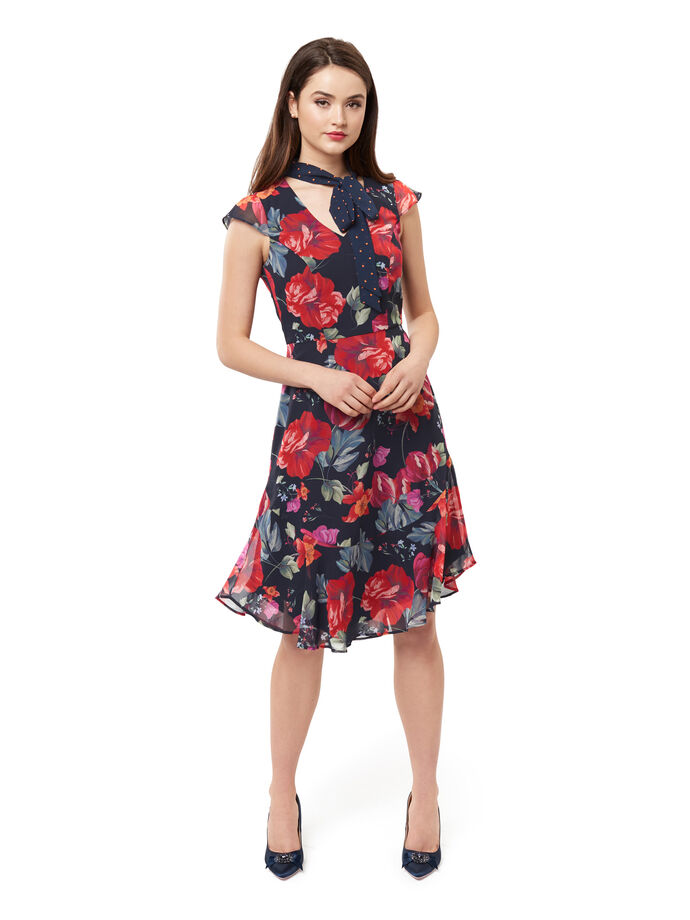 Heart of Love Floral Dress