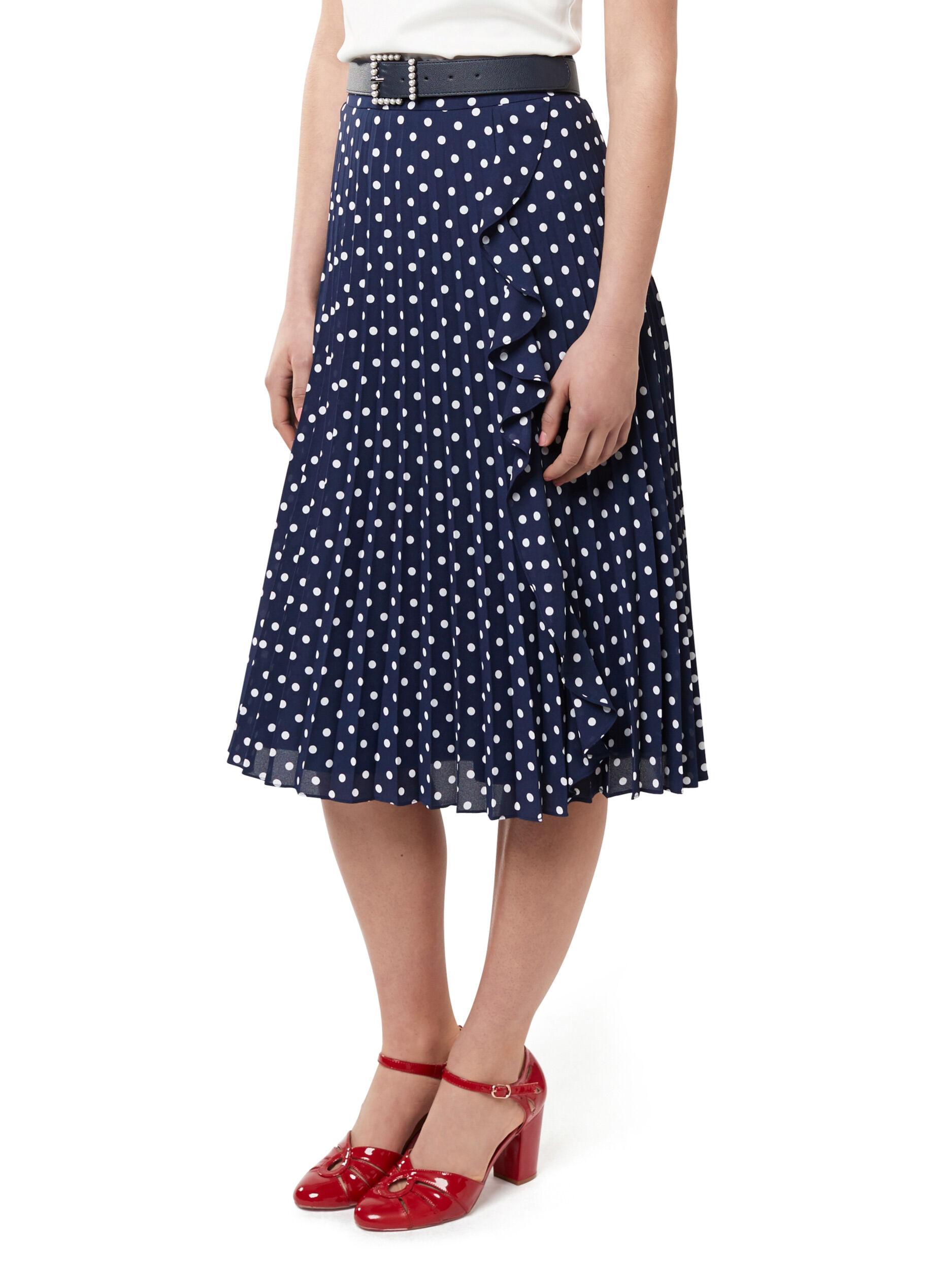Stefi Spot Skirt