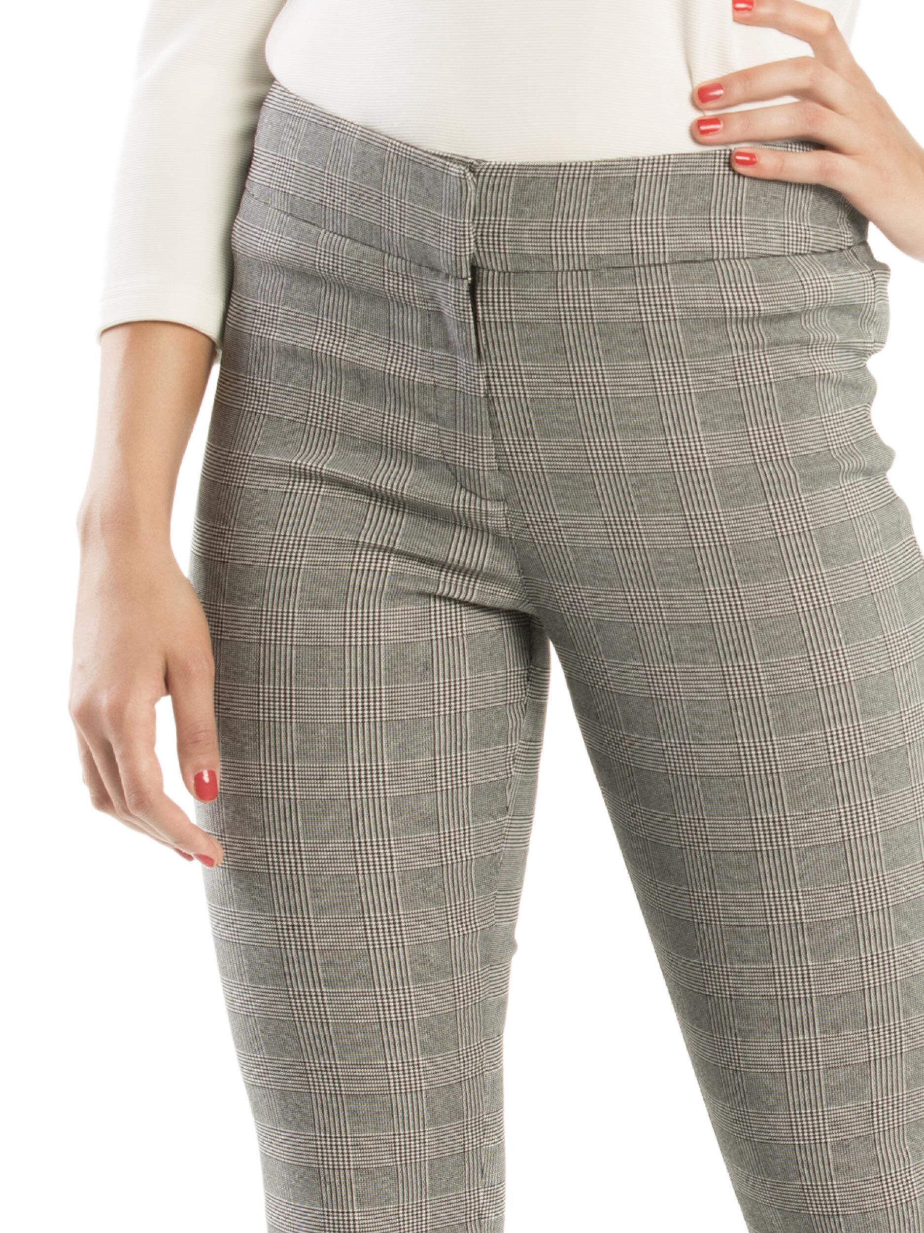 Sia Check Pants