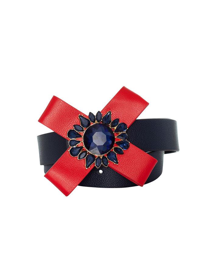 Harmony Bow Belt