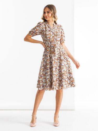 Wild Heart Floral Dress