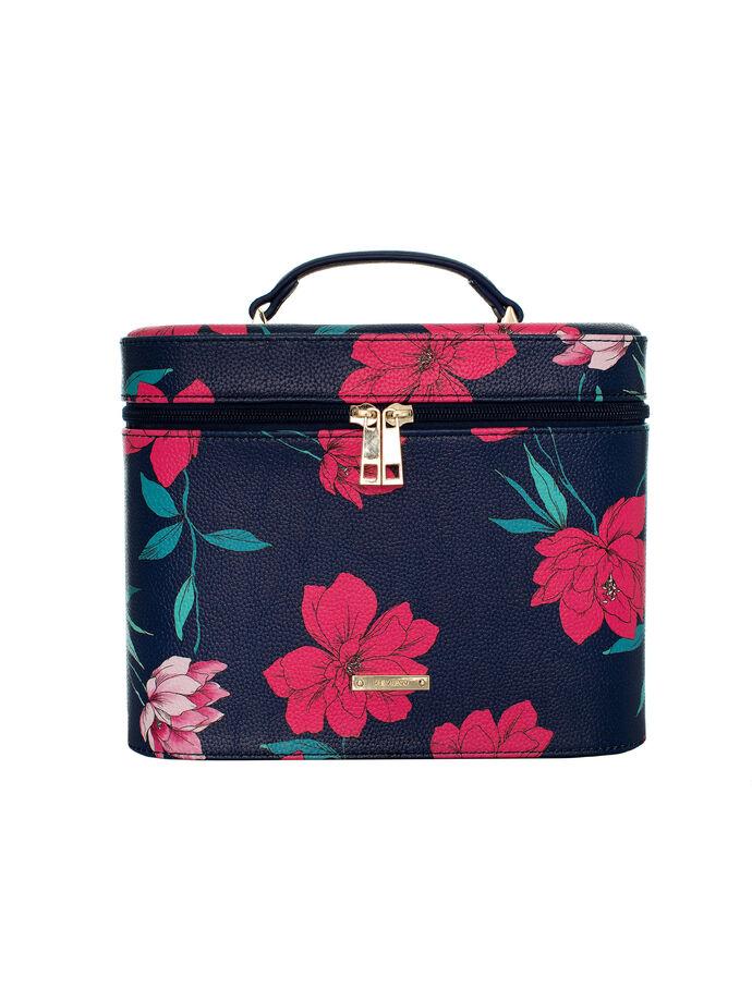 Floral Lover Vanity Case