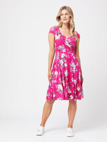 Daiquiri Floral Dress