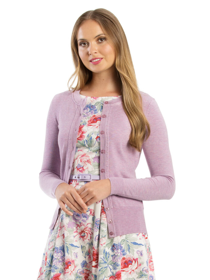 Chessie Longer Line Cardi