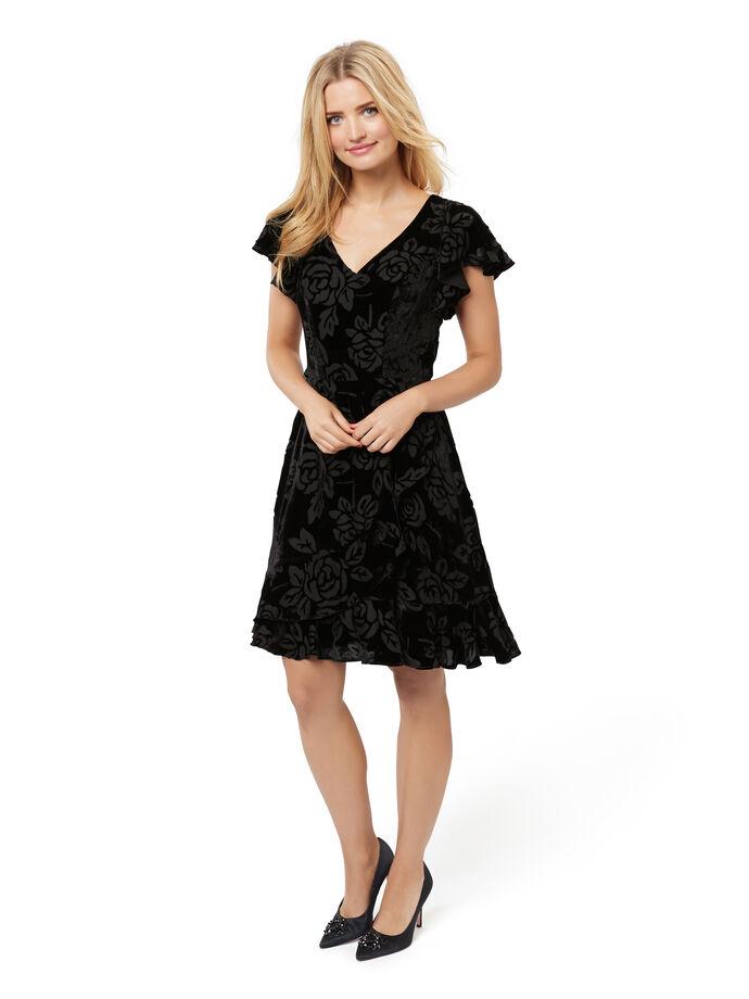 Evening Rose Dress