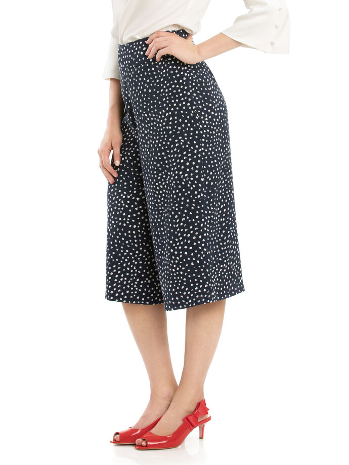 Speckle Spot Culottes