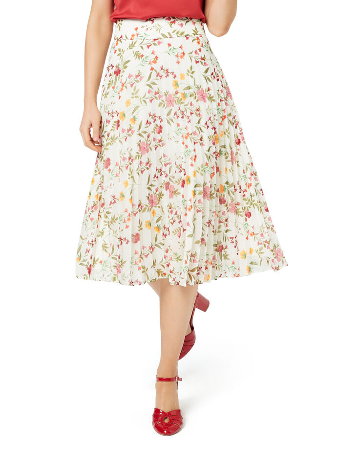 Sunset Floral Skirt