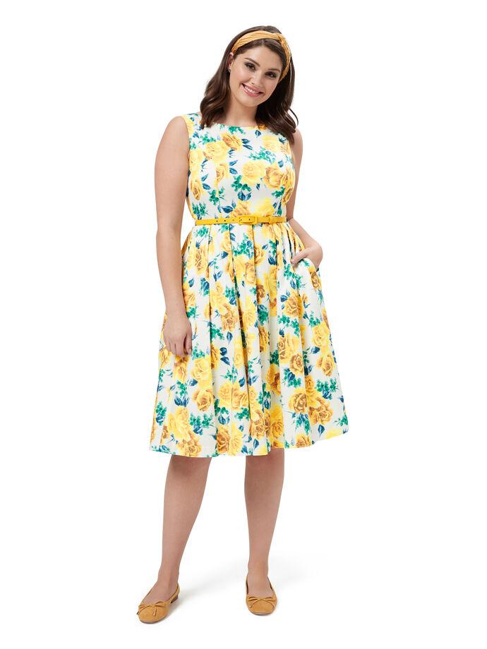 Olivia Floral Dress