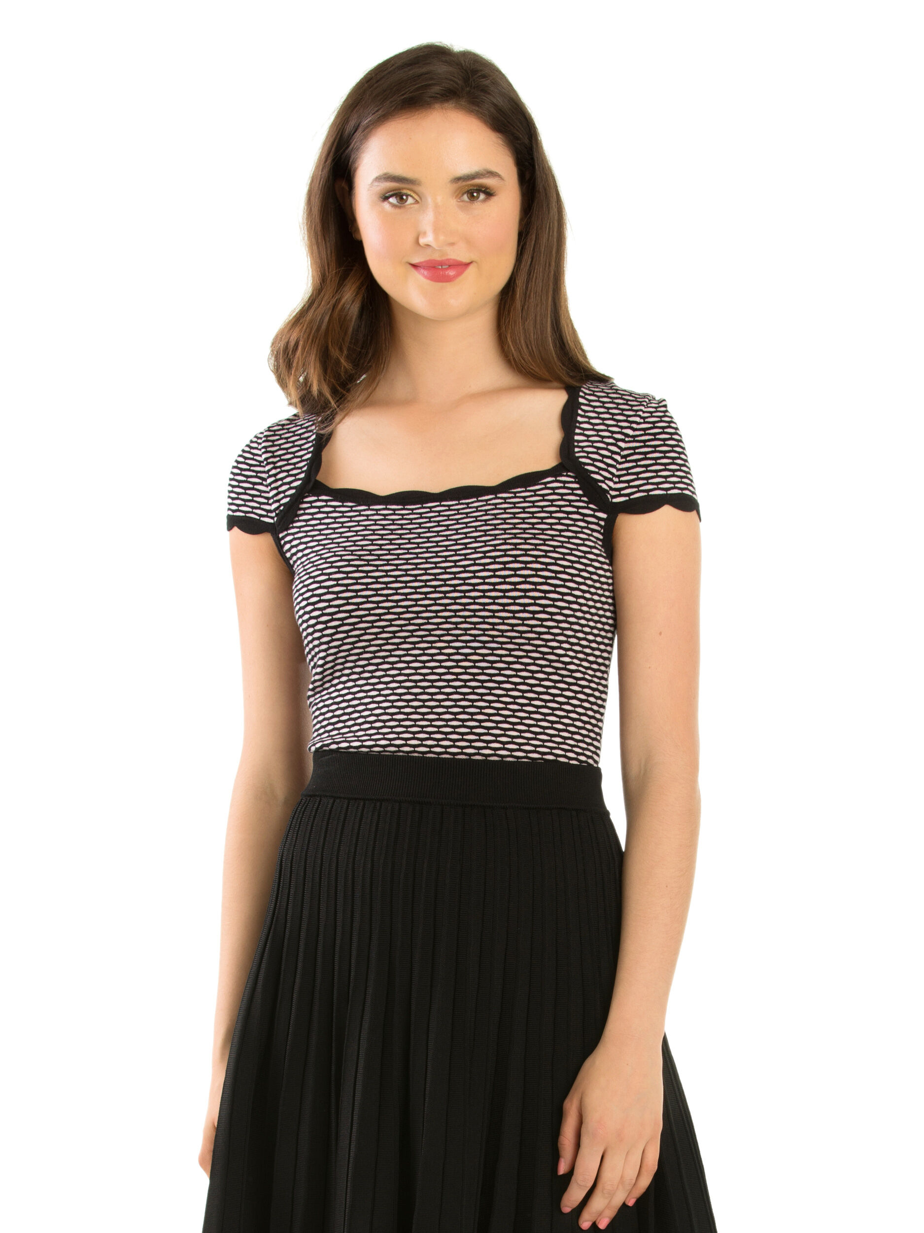 Gemma Knit Top