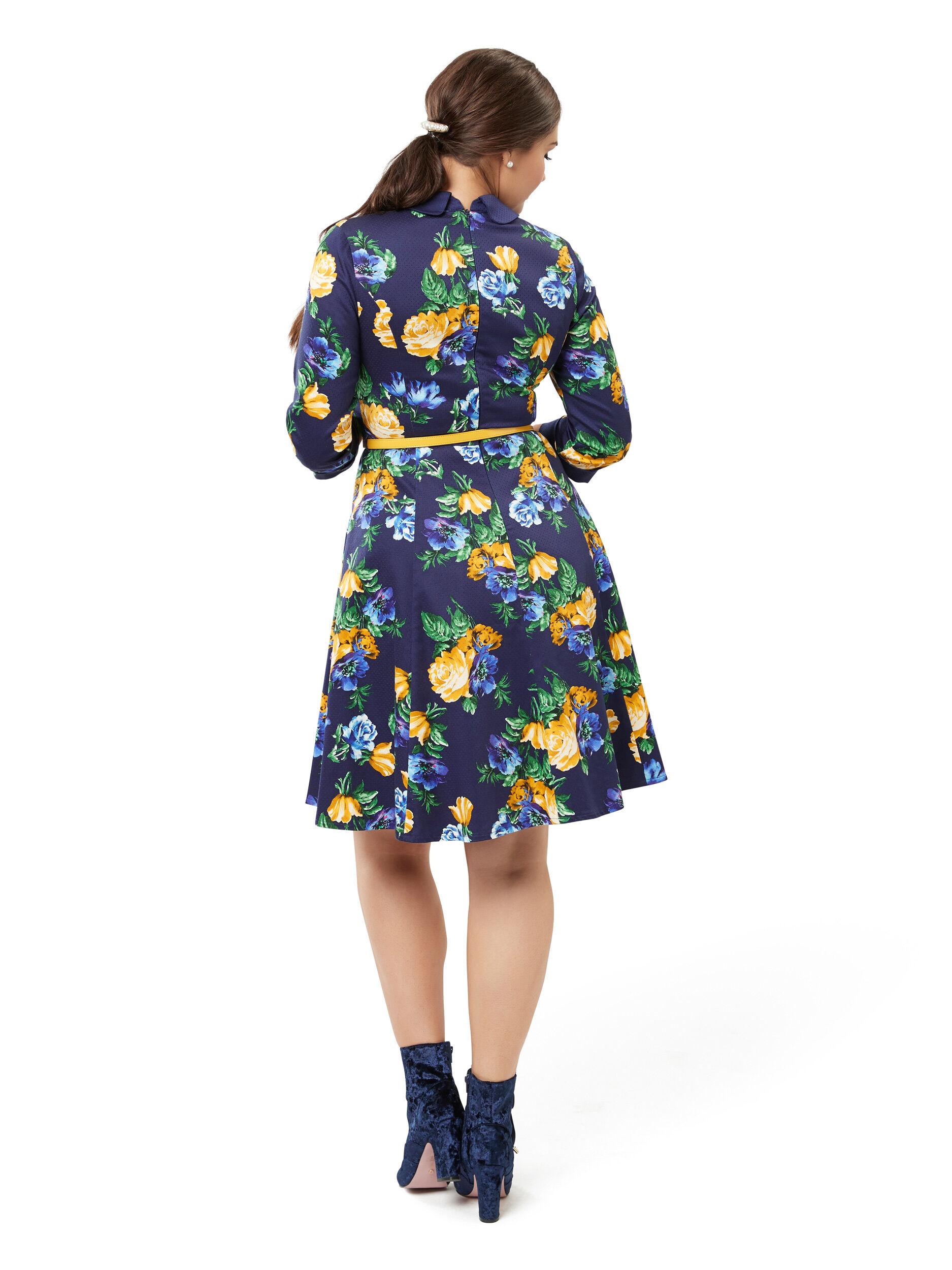 Nanette Shirt Dress