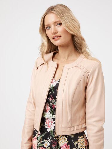 Ophelia Leather Jacket