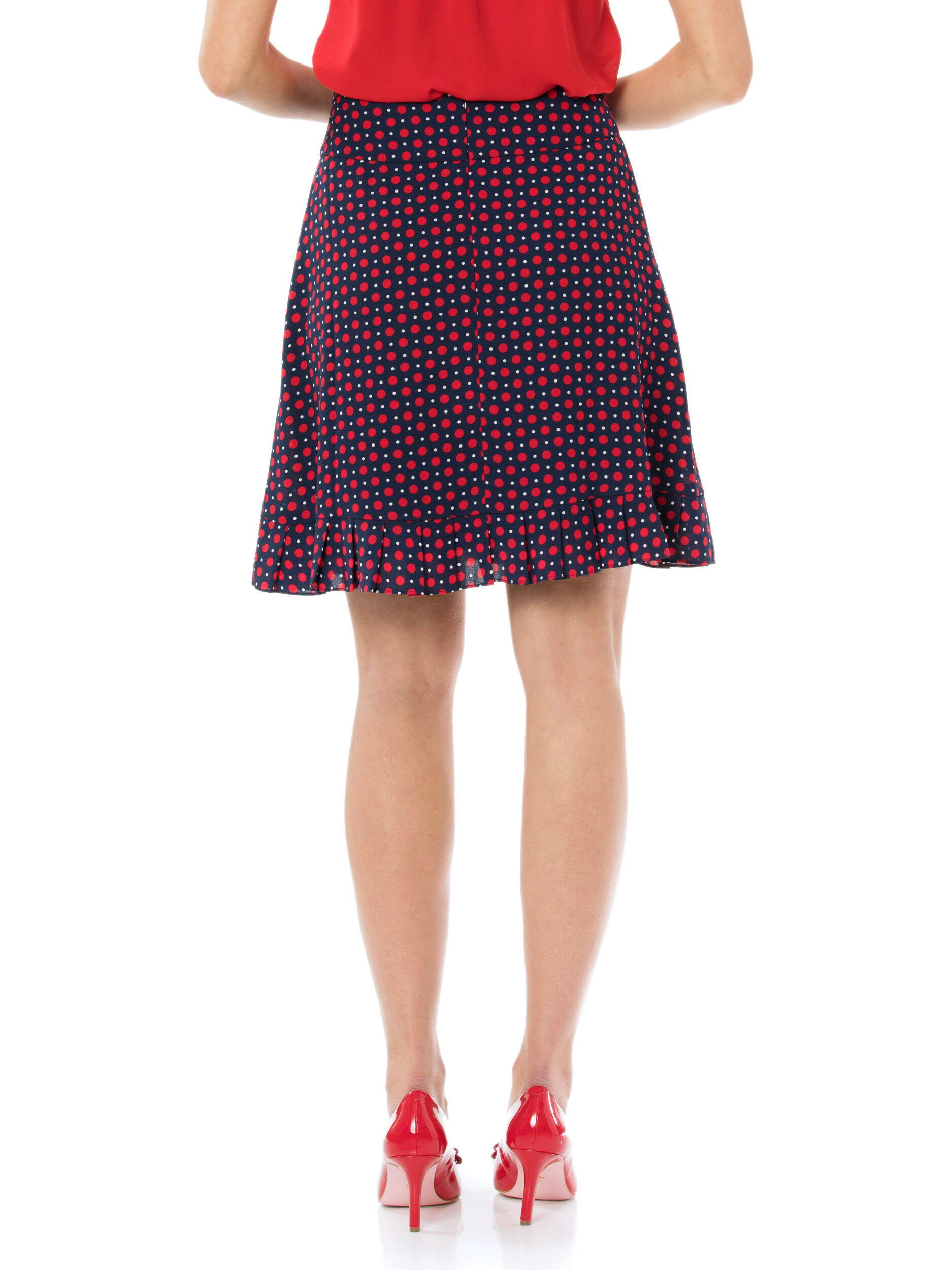 Sailor Spot Skirt