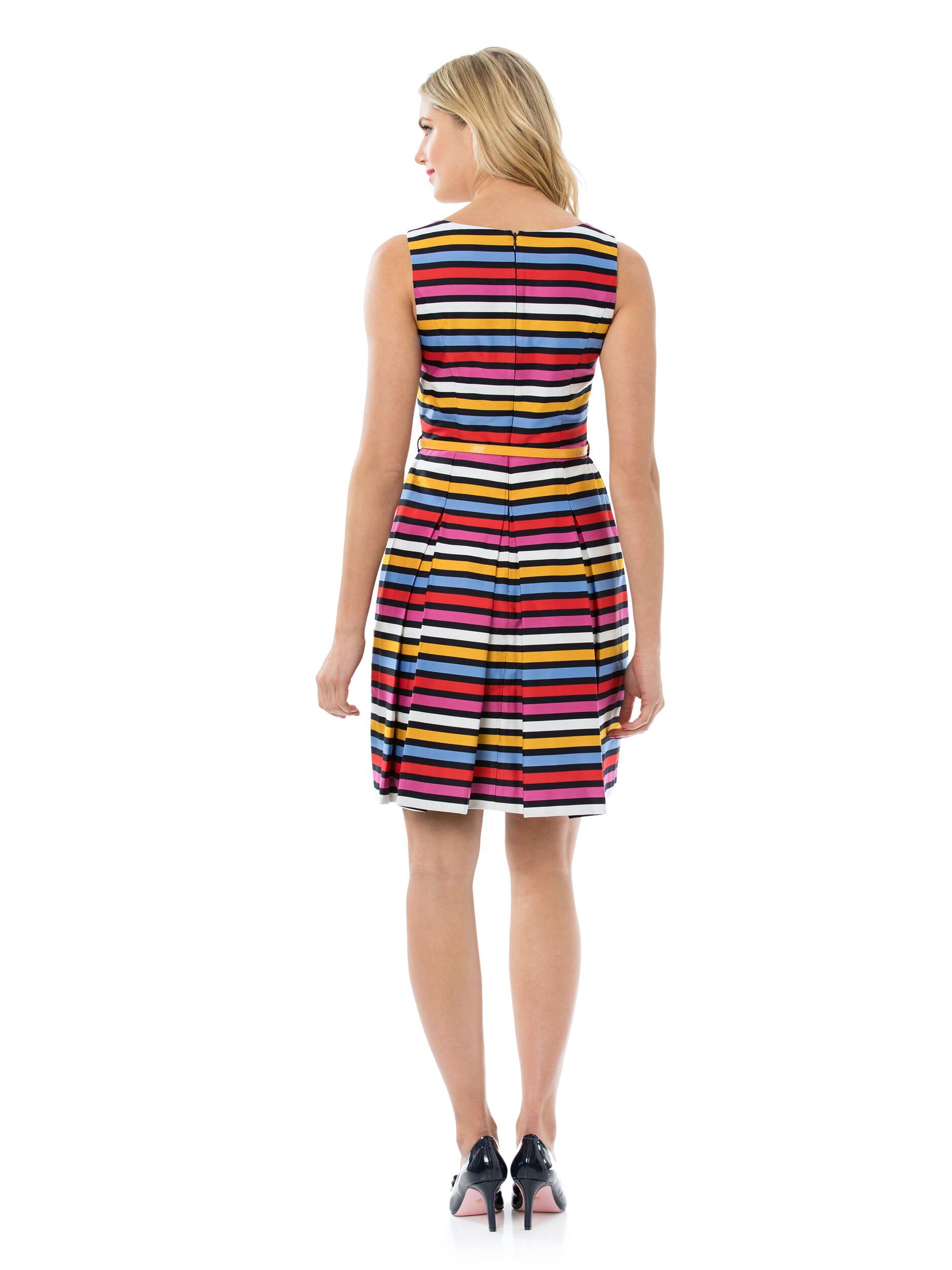 Fairfield Stripe Dress
