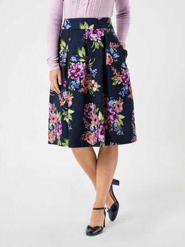 Ayla Floral Skirt