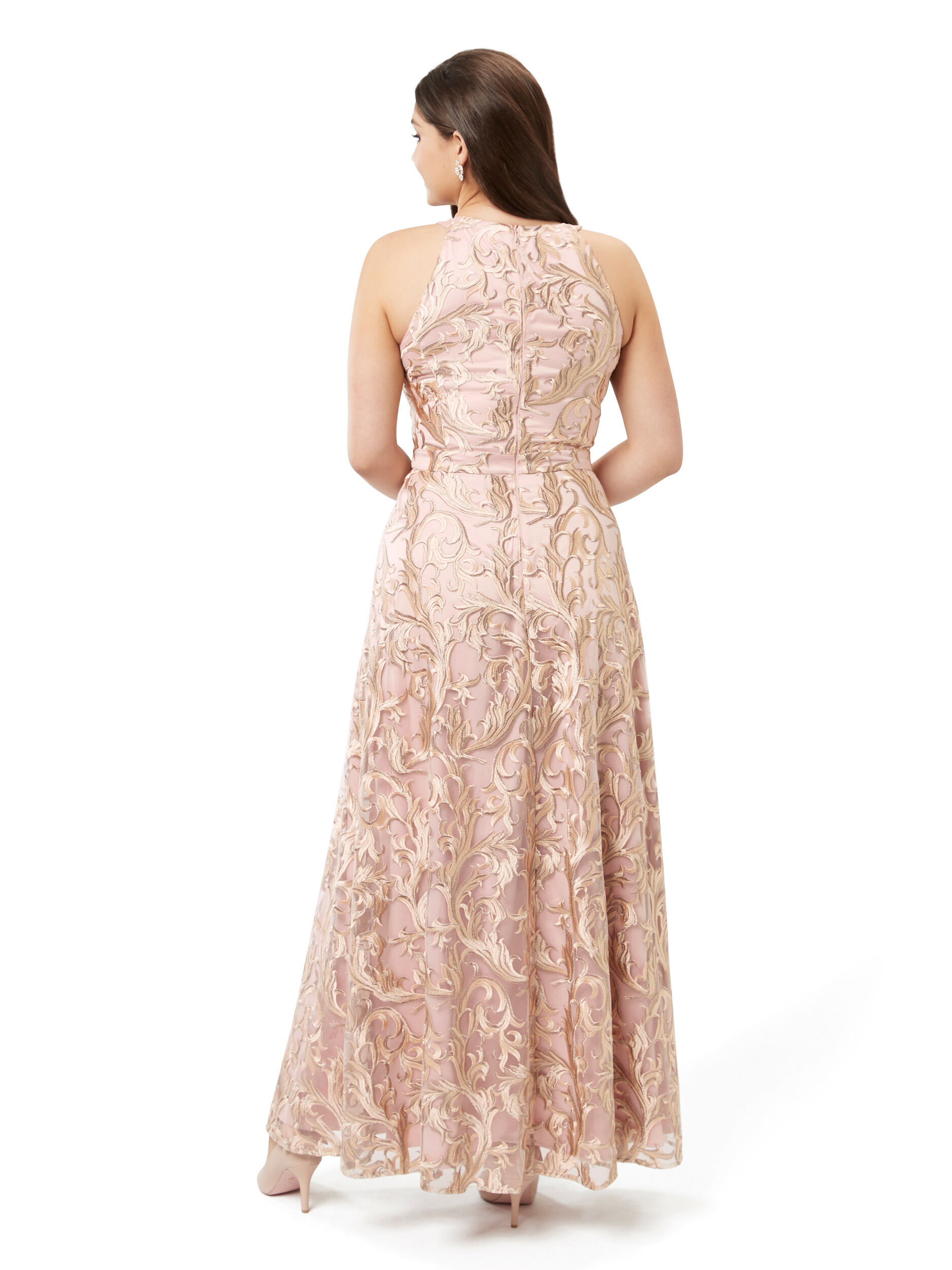 Until Forever Maxi Dress