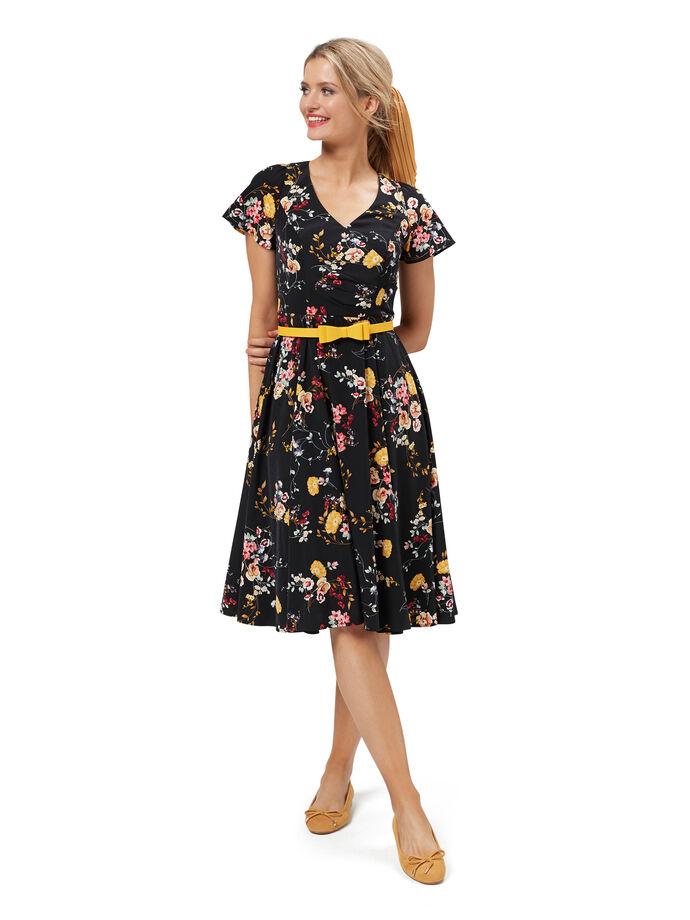 Allure Floral Dress