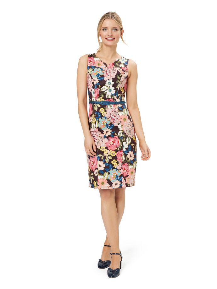 Bohemia Floral Dress