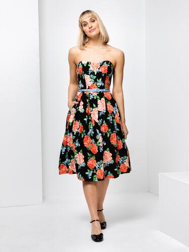 Sunkist Bloom Dress