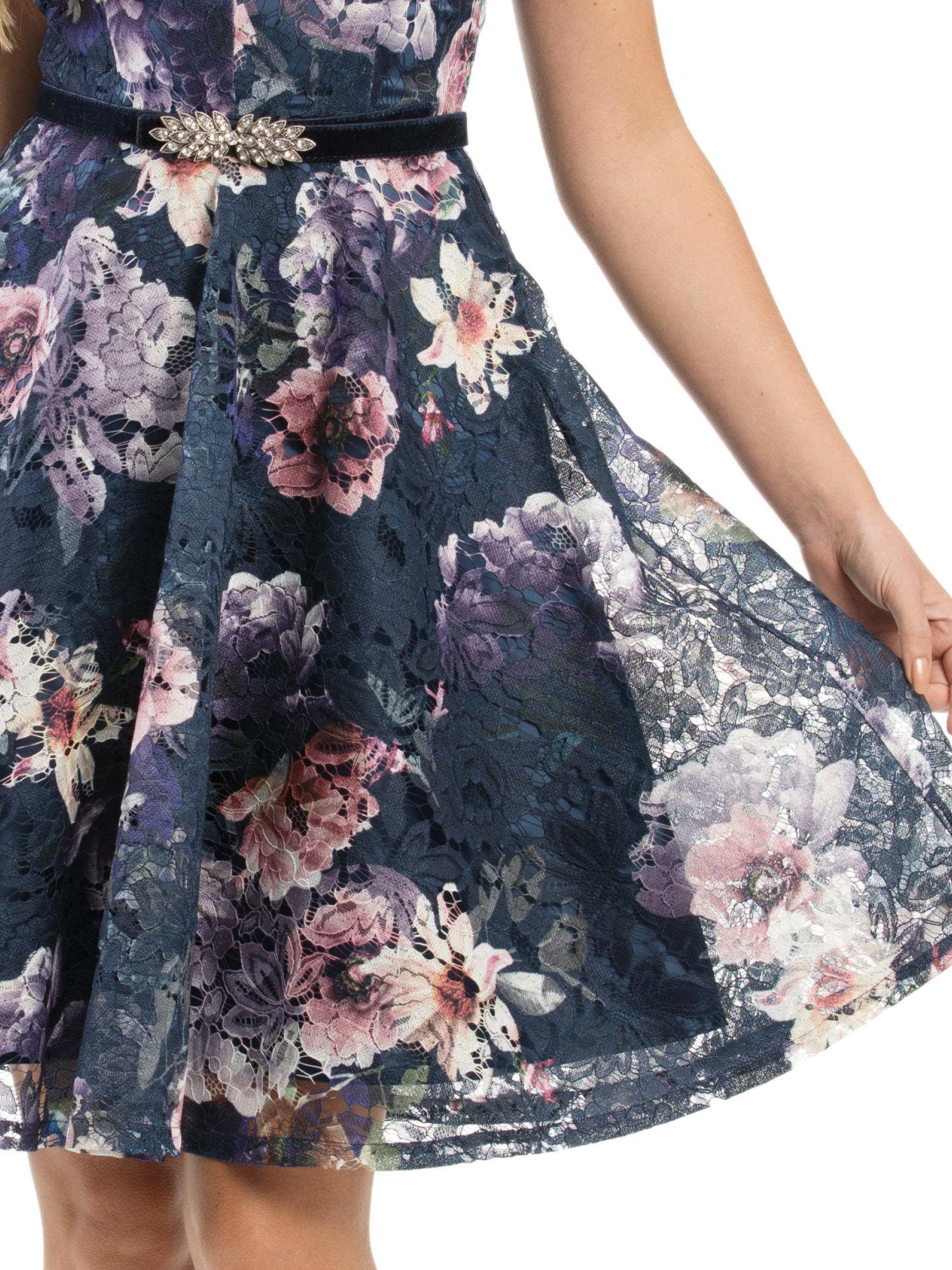 Whisper Floral Dress