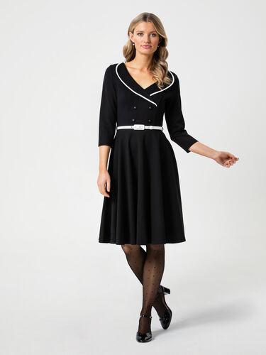 Zara Ponte Dress