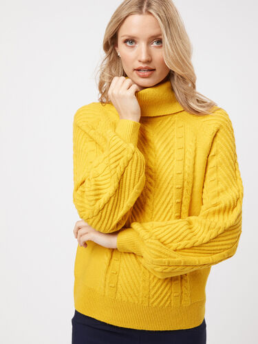 Heirloom Cable Jumper