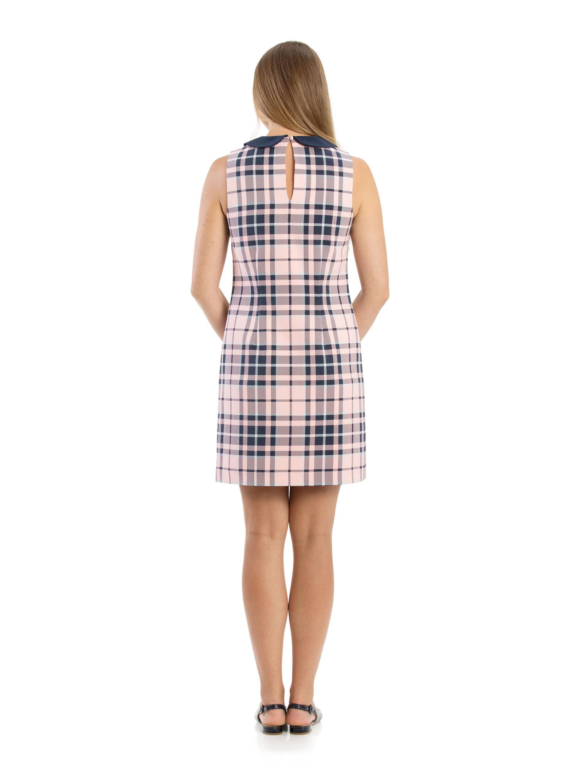 Tai Check Dress