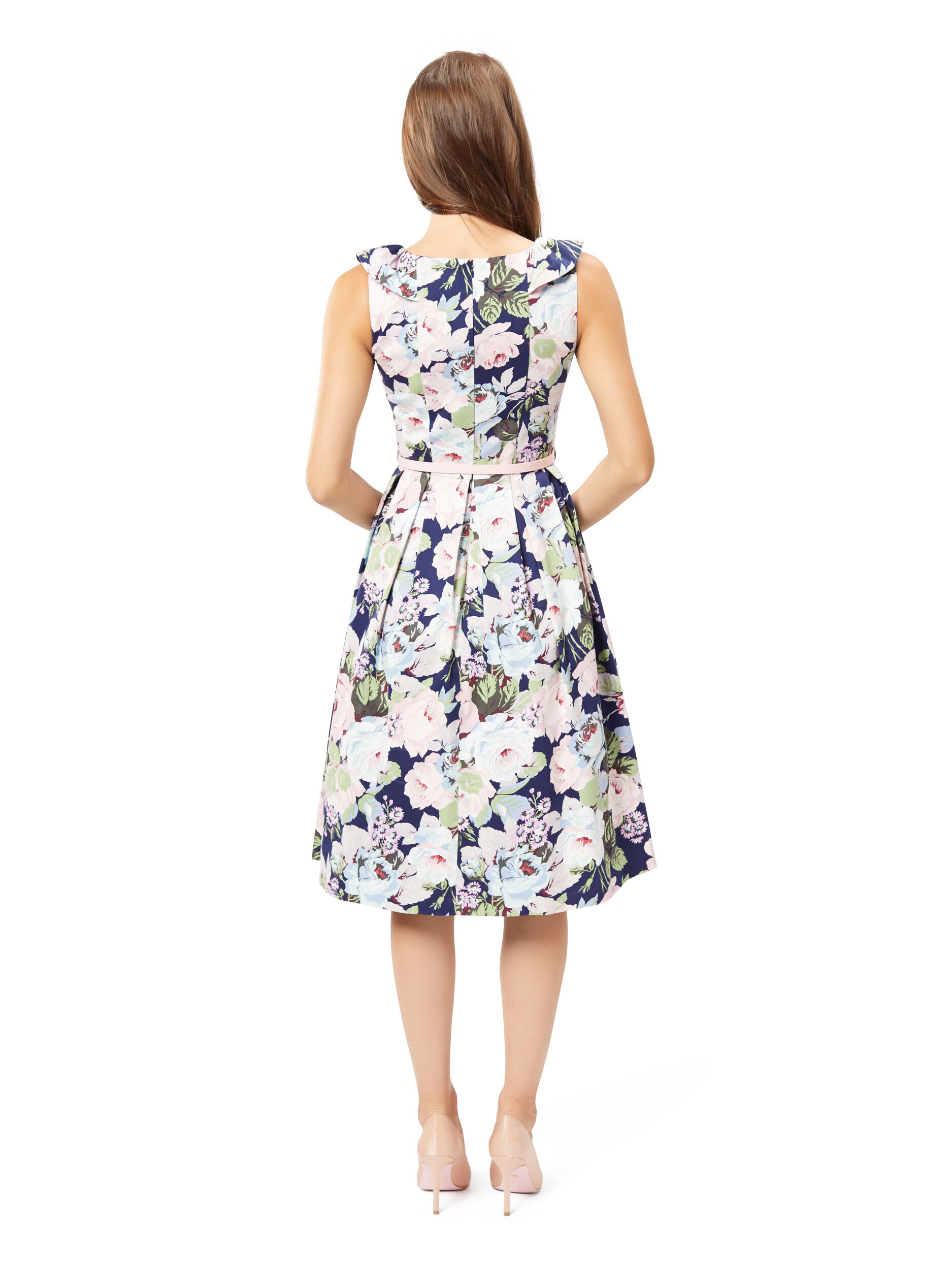 Betty Bloom Dress
