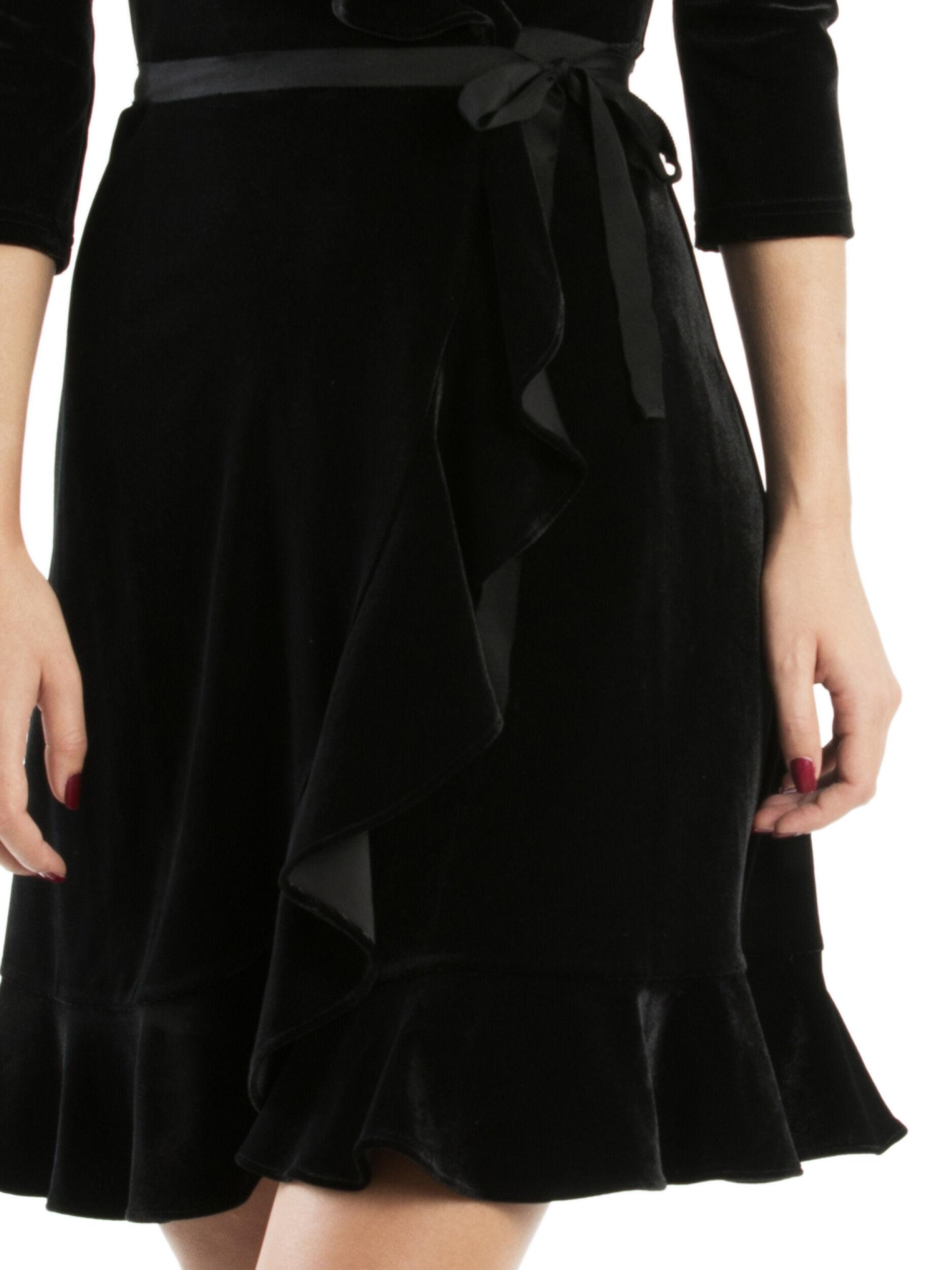 Priscilla Wrap Dress
