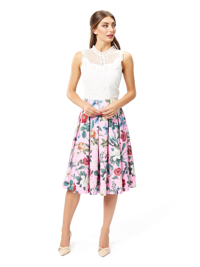Botanical Romance Skirt