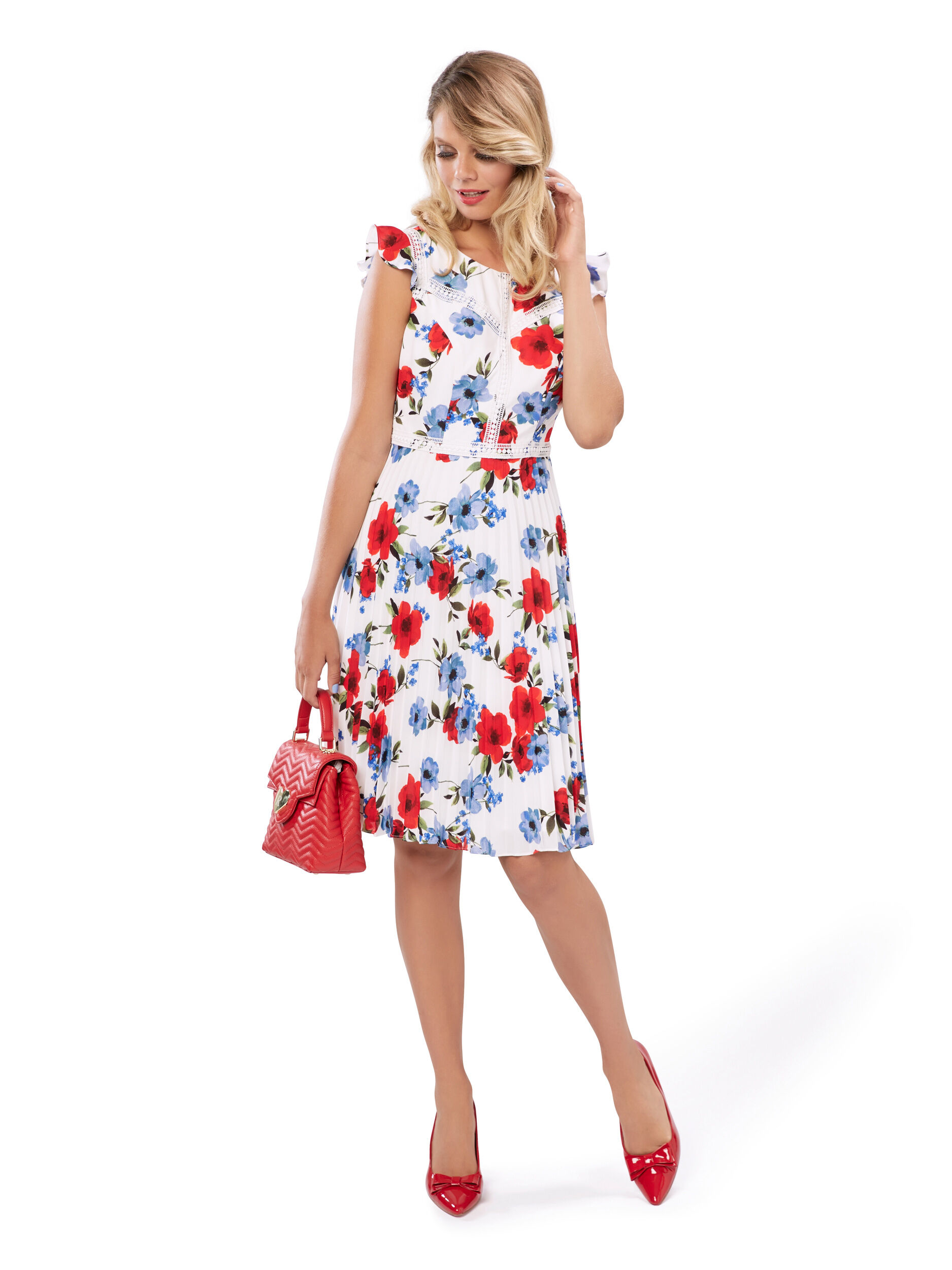 Poppy Fields Dress