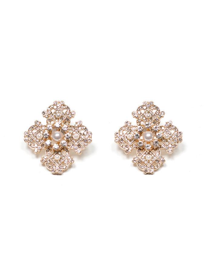 Monarch Stud Earrings