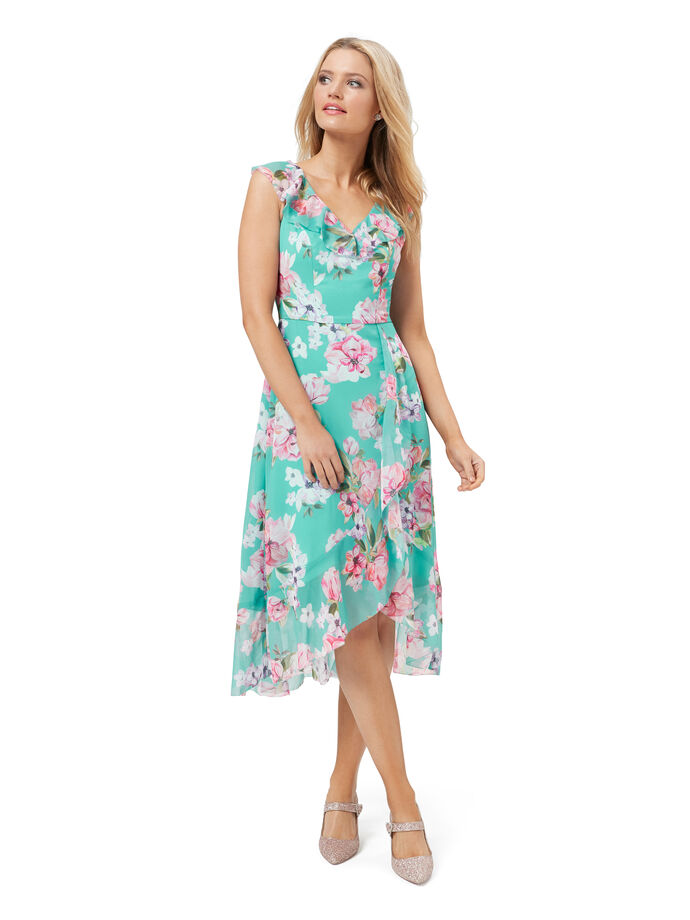 Lost in Florence Dress