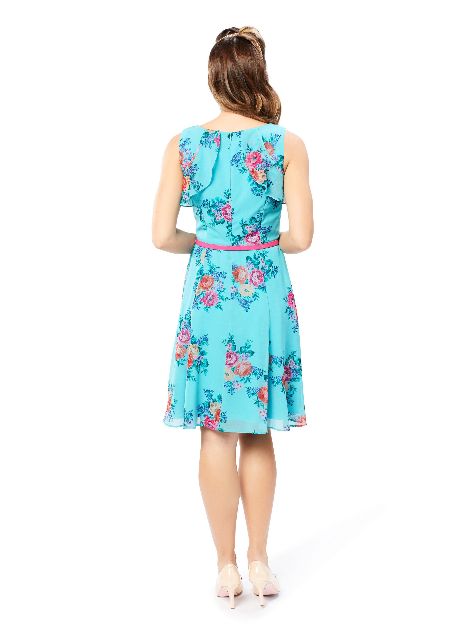 Zanti Rose Dress