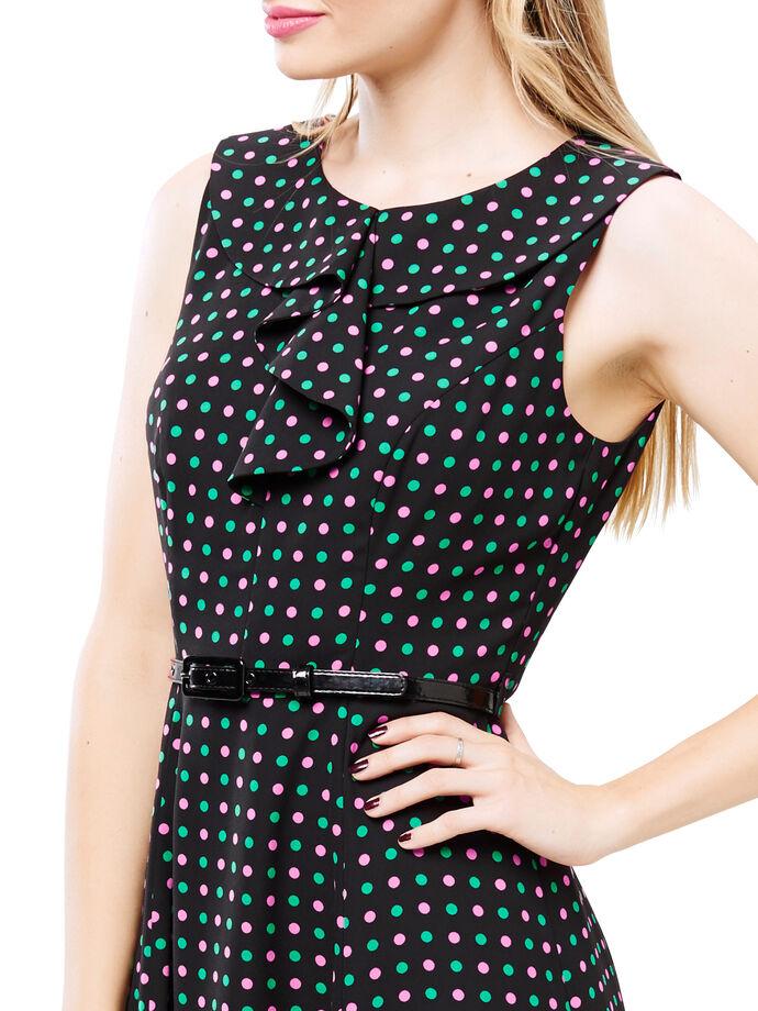 Mietta Spot Dress