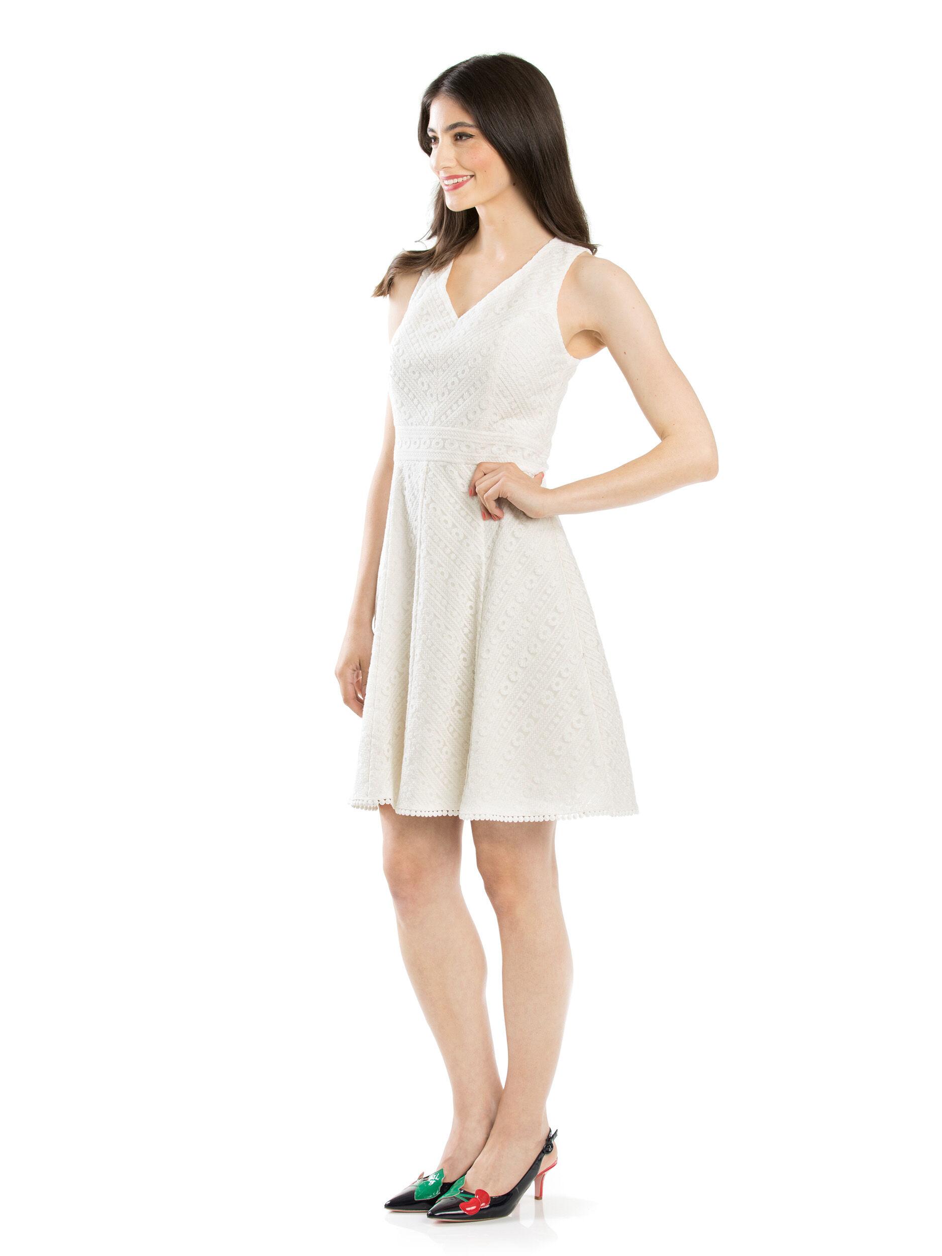 Lotus Lace Dress