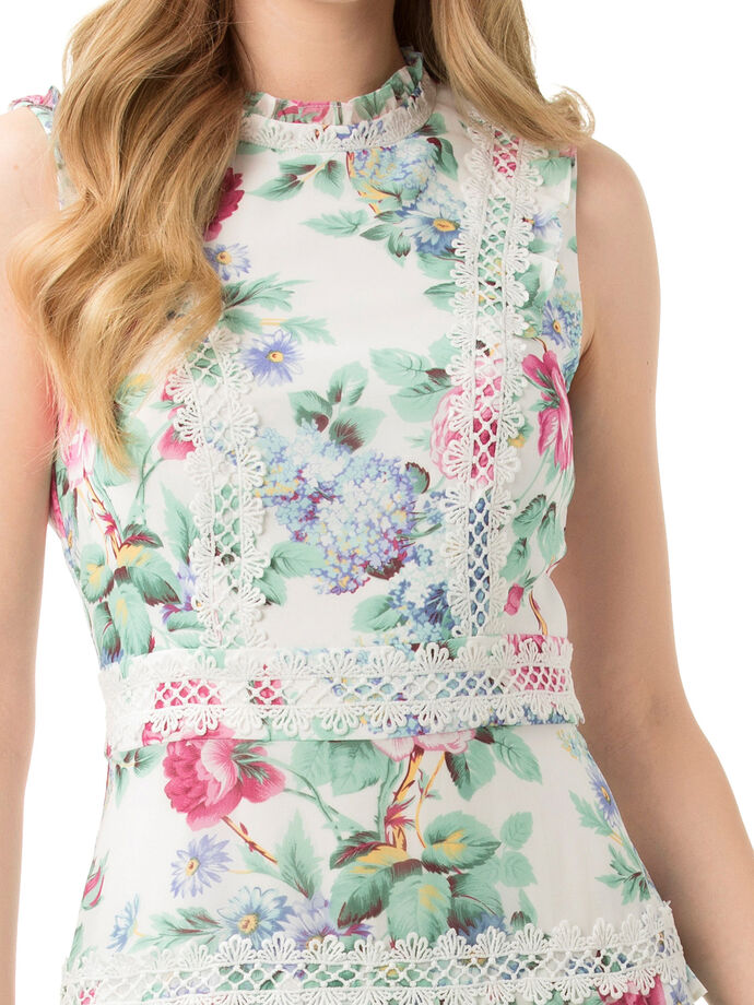 Mallory Floral Dress