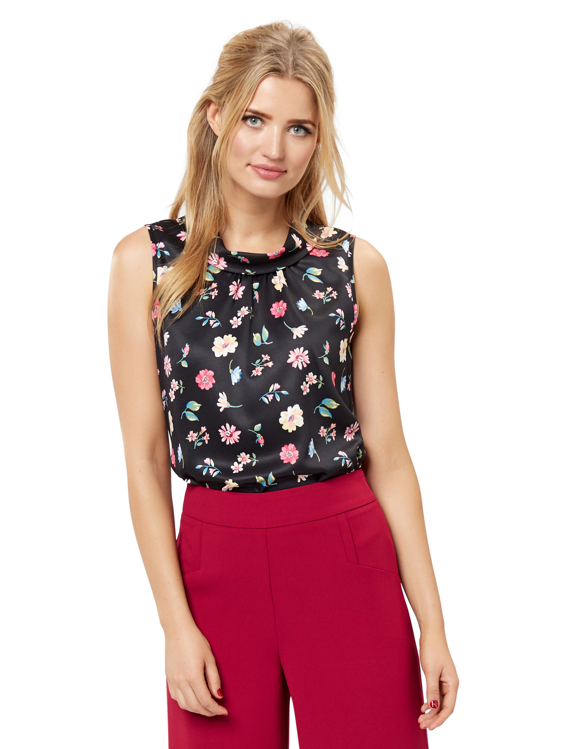Floral Rush Top