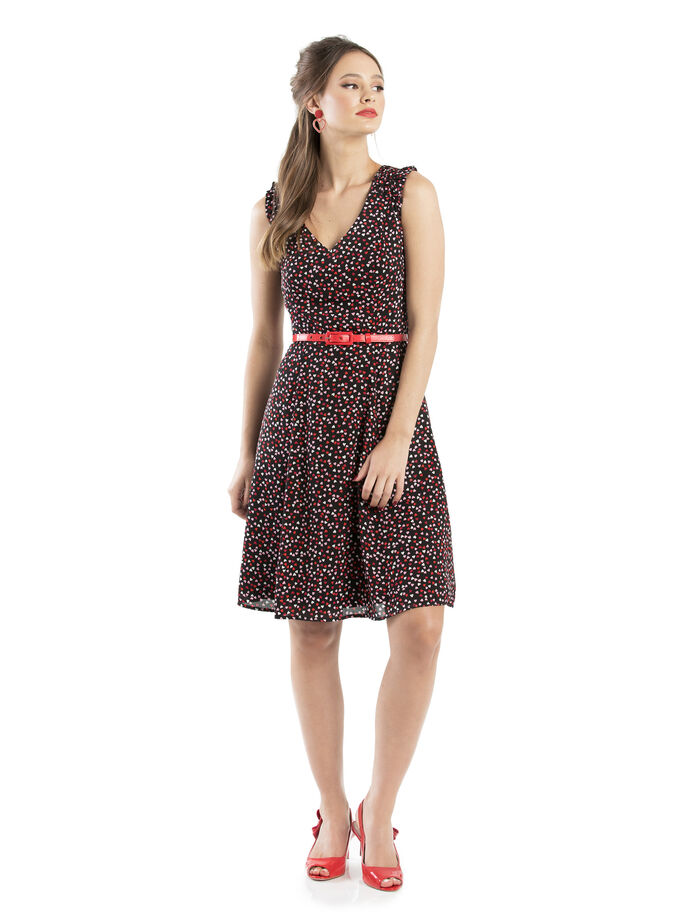 9fef154ae02 Scattered Hearts Dress