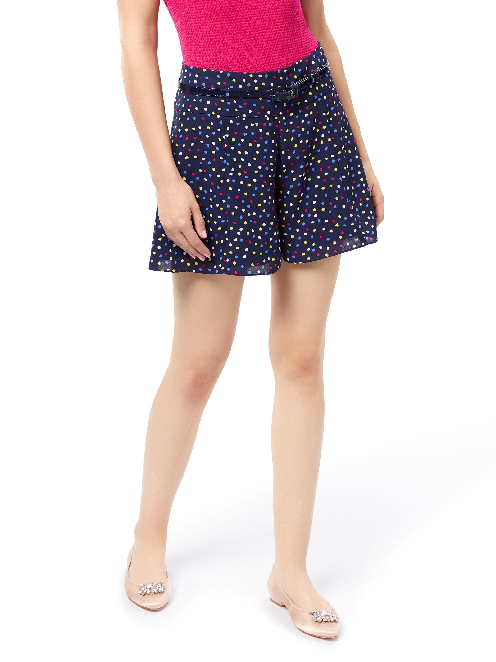 Margo Spot Shorts