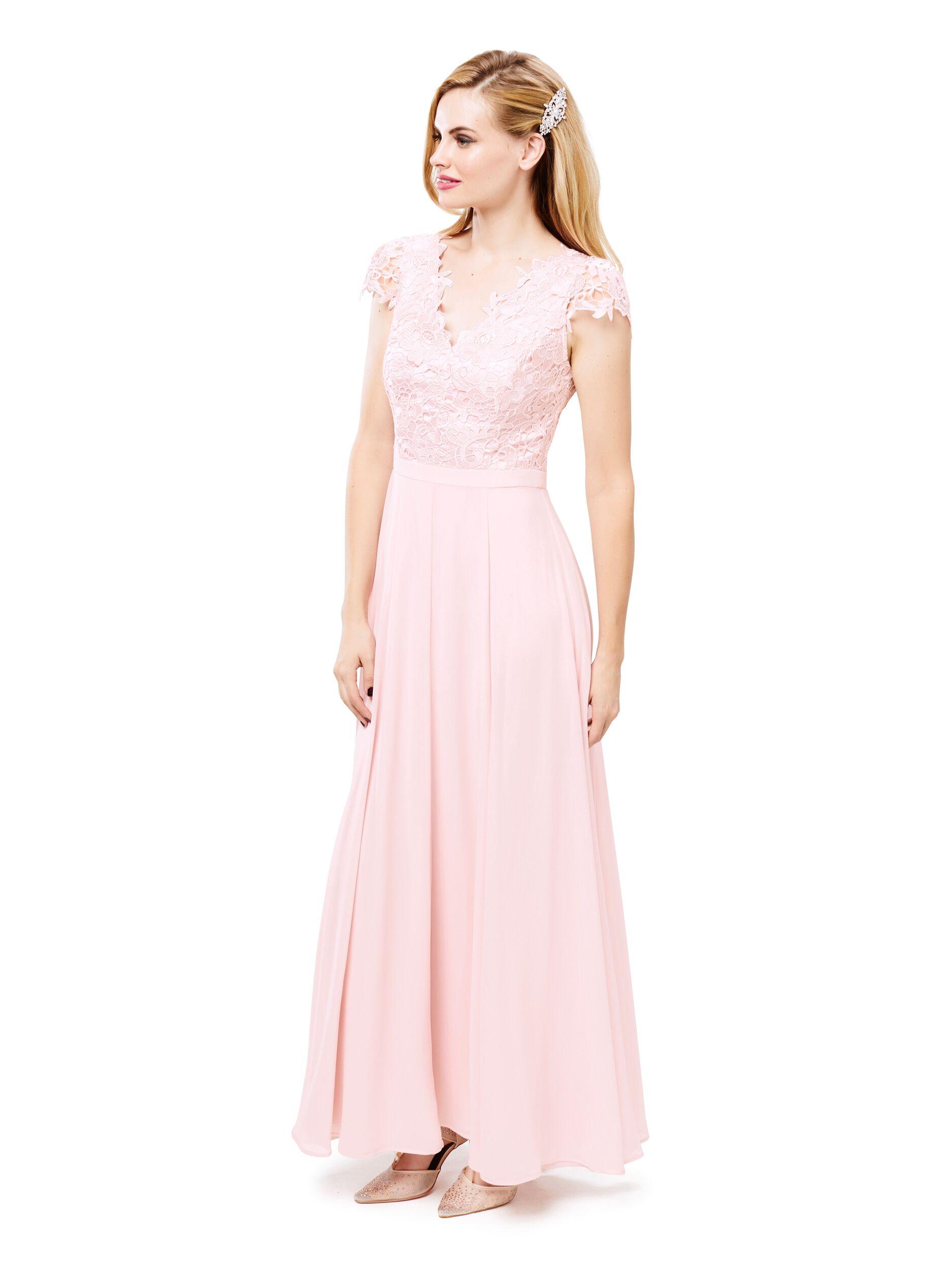 Endless Romance Maxi Dress